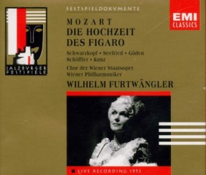 """Den Salzburger """"Figaro"""" in deutscher Sprache mit Elisabeth Schwarzkopf als Gräfin gab es ursprünglich bei der EMI."""