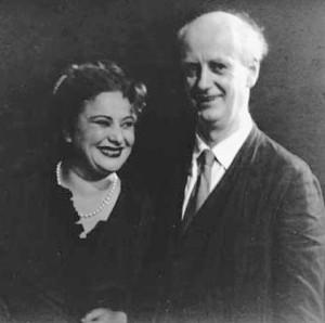 Ljuba Welitsch, die Salzburger Donna Anna 1950 unter Furtwängler