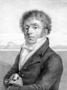 Der Komponist Giuseppe Nicolini/OBA