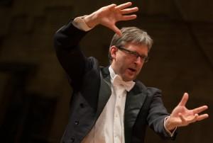Internationale Bachakademie Stuttgart: Hans-Christoph Rademann/ Foto Holger Schneider