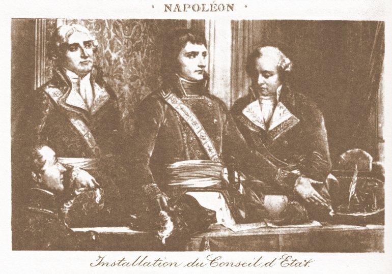 """""""Les Bayadéres"""": Napoleons Installation zum Ersten Konsul - die Parallelen mit der Ternorpartie in der Oper sind evident/Palazetti Bru Zane"""