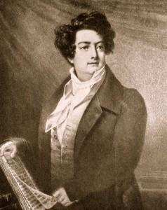 """""""Les Bayadéres"""": Adolphe Nourrit war der tenor der Uraufführung/OBA"""