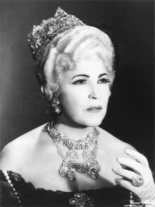 Licia Albanese als Manon an der Met//Bridge Puglia USA