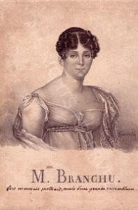 """Les Bayadéres"":Alexandrine-Caroline Branchu sang die Laméa in der Uraufführung/OBA"