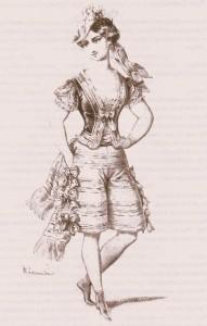 """Les Bayadéres"": tanzende Bajadere um 1830/Bibliothèque Musée Opéra/Palazetto"