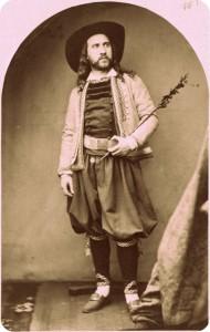 """Dinorah"": Auch der grosse Bariton Jean-Baptiste Fauré (Thomas´ erster Hamlet) war Hoel/OBA"