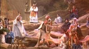 """Dinorah"": Szene Compiegne 2000/TIC"