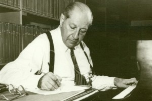 Romberg: Der Komponist um 1940/OBA