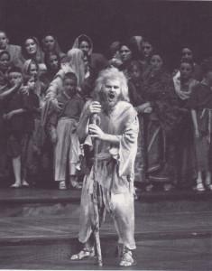 """Moniuszko/""""Paria""""/Szene aus der Aufführung in Lodz/TWL"""