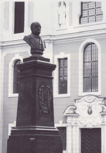 """Paria""/Stanislaw Moniuszko/Denkmal in Vilniuus/OBA"