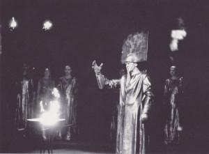 """""""Paria""""/Stanislaw Moniuszko/Szene Stettin 2007/Opery na Zamku"""