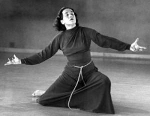 Mary Wigman/Danza Classica