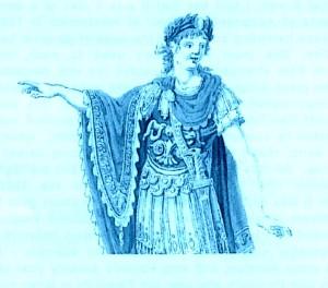 Iris Winkler: Darstellung Napoleons als Alexander der Grosse/Winkler