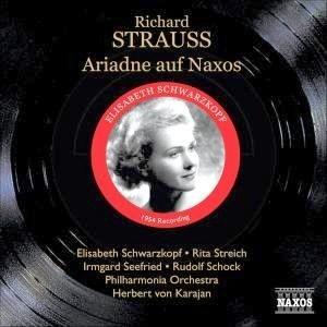"""Irmgard Seefried singt in dieser """"Ariadne"""" (zuletzt bei Naxos / 747313303328) neben der Streich einen betörenden Komponisten"""