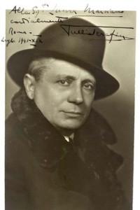 """La Nave"": der Dirigent Tullio Serafin/OBA"