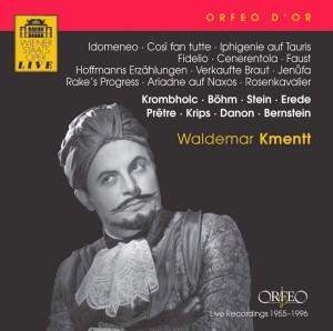 Diese DC von ORFEO dokumentiert wichtige Rollen von Waldemar Kmentt an der Wiener Staatsoper.