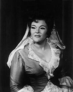 Ina Delcampo: Tosca an der Met/Melancon/Met-Archives/privat
