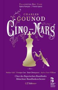 cinq-mars gounod ediciones singolares