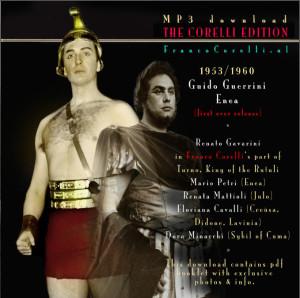 Franco Corelli als Enea in Guerrinis Oper/401DutchOperas.com