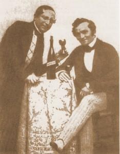 Albert Lortzing und Philipp Reger, Daguerrographie 1^848/OBA