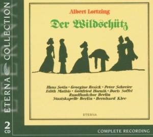 lortzing wildschütz berlin classic
