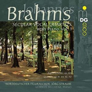 Norddeutsche Figuralchor Brahms MDG