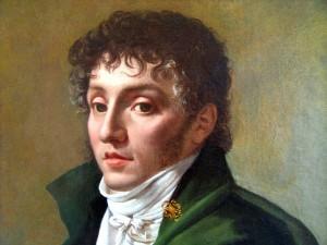 Etienne-Nicolas Méhul, Gemälde von Antoine-Jean Gros/OBA