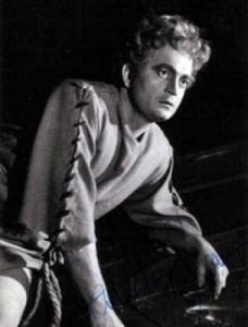 Sándor Kónya: Parsifal an der Mailänder Scala/Foto Denker