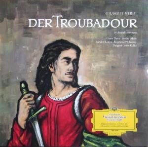 """Sándor Kónya im """"Troubadour""""-Querschnitt bei DG"""