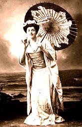 Salomea Kruszelnicka als Madama Butterfly/Wiki