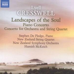 Lyell Cresswell Naxos