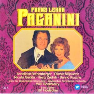 1-CD Paganini Gedda