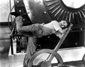 """Modern Times""/Charlie Chaplin 1936/Wiki"