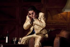 "Massamimo Cavaletti: Ford in ""Falstaff"" an der Mailänder Scala 2013/ Foto Rudy Amisano/Teatro alla Scala"