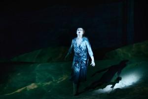 "Maria Magdalena Hoifmann als Senta im ""Fliegenden Holländer""  in Lyon/Foto Christel Mauve"