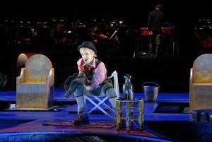 """tamara Gura: Sesto in """"Giulio Cesare"""" bei den Händel-Festspielen Karlsruhe/ Foto Krause-Burberg"""