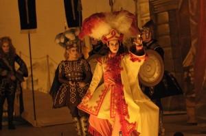Tamara Gura: Radamisto bei den Händel-Festspielen Karlsruhe:/Foto Krause-Burberg