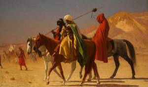 """Die Afrikareise"": Jean-Leon Jerome/realhistoryww.com"