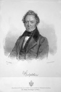 Der Komponist Peter Joseph Lindpaintner/Wiki