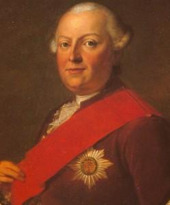 Lindpaintner: Herzog Carl Eugen von Württemberg (1737–1793)