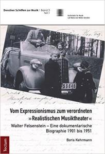 Boris Kehrmann: Walter Felsenstein/ Tectum Verlag