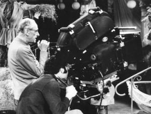 """Walter Felsenstein hinter der Kamera für """"Othello""""/ Foto Arthaus"""