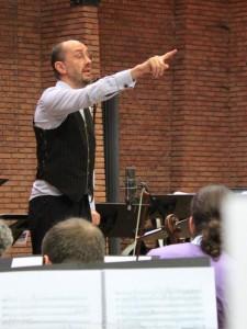 """""""Herculanum""""/ Hervé Niquet probt/Répétition et enregistrement avec l'orchestre le ... francemusique.fr"""