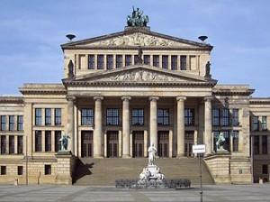 Schauspielhaus/ Konzerthaus Berlin/ tr.wikipedia.org