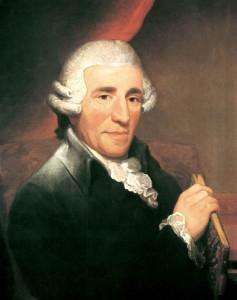 Der Komponist Josef Haydn/ (Ölgemälde von Thomas Hardy, 1791)/ Wiki