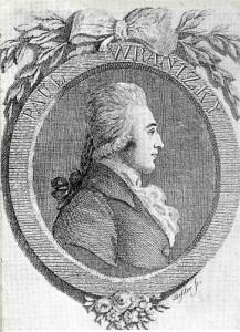 Der Komponist Paul Wranitzky/ Wiki