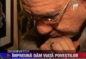 Dan Iordăchescu im rumänischen Tv/ youtube