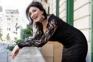 Karine Babajanyan/ Foto Katalin Karsay