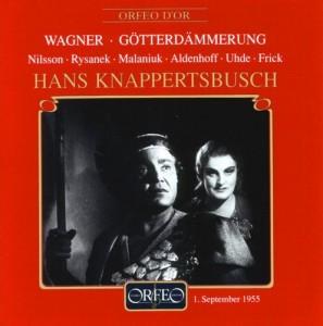 Anklänge aus Wagners Götterdämmerung auch bei Beethoven: dieser Mitschnitt stammt von 1955 aus München (C 356 944 L).