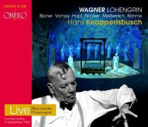 Lohengrin Knappertsbusch Orfeo